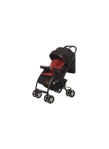 Baby2go Bebek Arabası Kırmızı